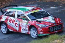 Giandomenico Basso, Lorenzo Granai, Hyundai i20 R5, BRC Racing, vainqueur
