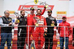 Podium Race 1 European Challenge