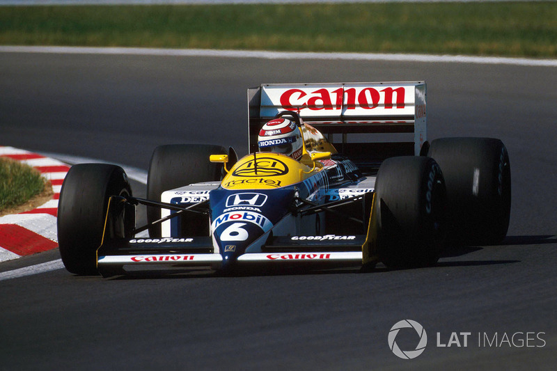 1987 - Williams