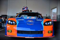 #13 MP1A Chevrolet Corvette, Daniel Urrutia Jr., Ferrea Racing
