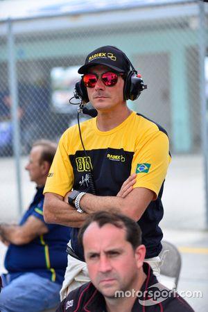 Beto Monteiro, BRT