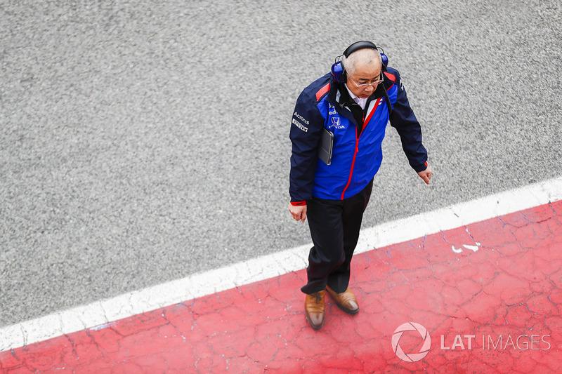 Yasuaki Asaki, Toro Rosso