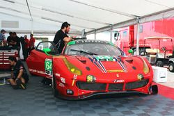#64 Scuderia Corsa Ferrari 488 GT3