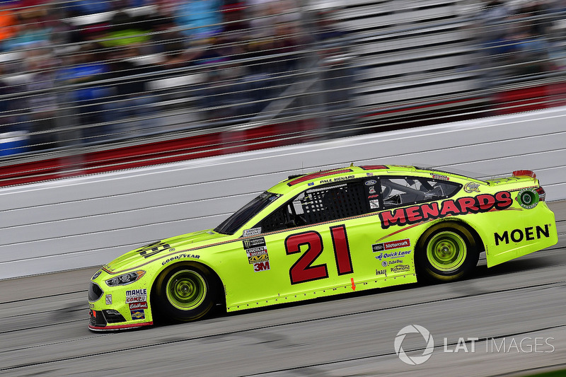 Paul Menard, Wood Brothers Racing, Menards / Moen Ford Fusion