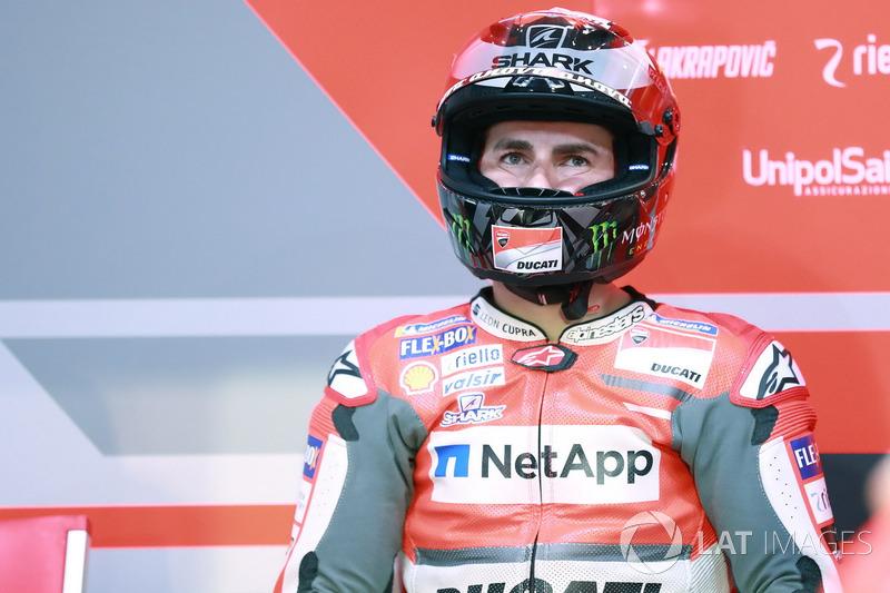 Jorge Lorenzo (dreimaliger MotoGP-Weltmeister)