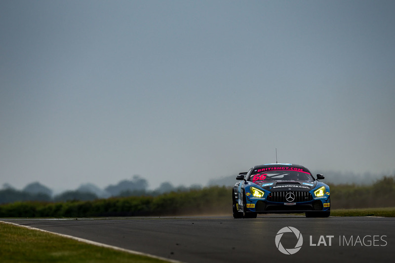 #66 Team Parker Racing Ltd - Mercedes-AMG GT4 - Nick Jones, Scott Malvern