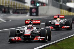 Дженсон Баттон, McLaren MP4/26