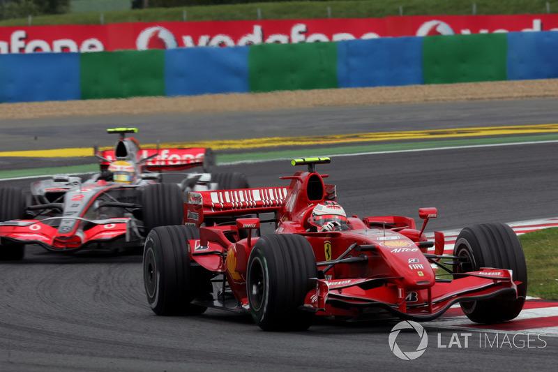 2007 Kimi Raikkonen, Ferrari F2007