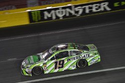 Daniel Suarez, Joe Gibbs Racing, Toyota Camry Interstate Batteries