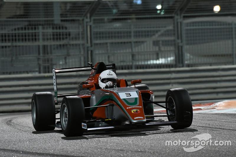 Ollie Smith, Dream Racing