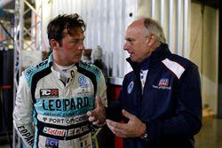 #130 Liqui Moly Team Engstler Volkswagen Golf GTi TCR: Jean Karl Vernay with Franz Engstler