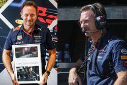 Christian Horner, Red Bull Racing, 2017 yılın takım patronu ödülü