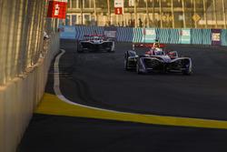 Sam Bird, DS Virgin Racing, Alex Lynn, DS Virgin Racing