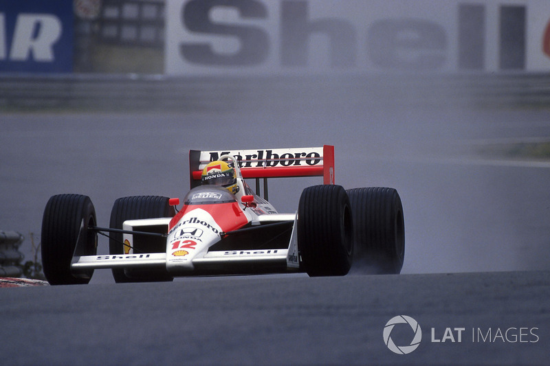 13 - GP de Bélgica, 1988, Spa-Francorchamps