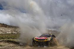 Стефан Петерансель и Жан-Поль Коттре, Peugeot Sport, Peugeot 3008 DKR (№300)