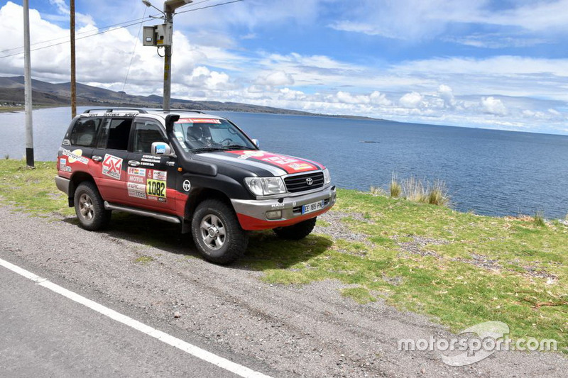 Toyota HDJ100 Motorsport.com