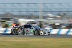 #86 Michael Shank Racing Acura NSX: Katherine Legge, Alvaro Parente, Trent Hindman, A.J. Allmendinger