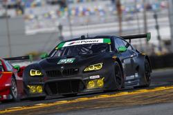 #96 Turner Motorsport BMW M6 GT3, GTD: Jens Klingmann