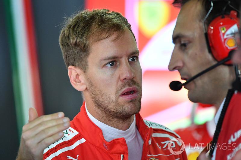 2017 - Sebastian Vettel, Ferrari
