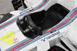 Williams FW40: Cockpit