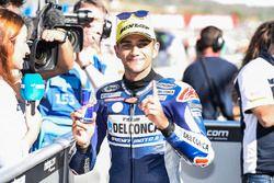 Le poleman Jorge Martin, Del Conca Gresini Racing Moto3