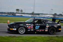 #07 TA4 Ford Mustang: Brian Kleeman of DWW Motorsports