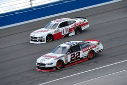 Joey Logano, Team Penske, Ford Mustang Discount Tire, Cole Custer, Stewart-Haas Racing, Ford Mustang