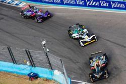 Жан-Эрик Вернь, Techeetah, Лукас ди Грасси, Audi Sport ABT Schaeffler, и Сэм Бёрд, DS Virgin Racing