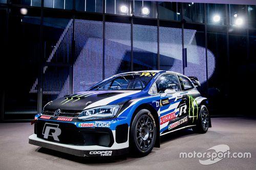 Volkswagen Motorsport presentatie