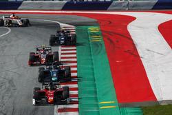 Louis Deletraz, Charouz Racing System, Alexander Albon, DAMS