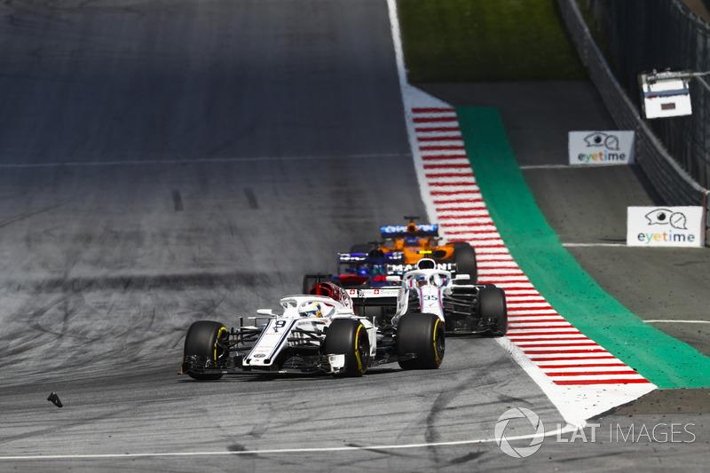 P10: Marcus Ericsson, Sauber C37