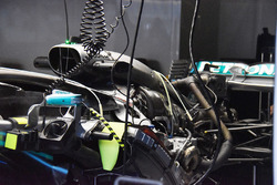 Mercedes-AMG F1 W09 detalle