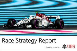 James Allen Race Strategy Report - GP de France