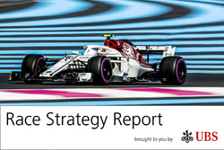 James Allen Race Strategy Report - French GP