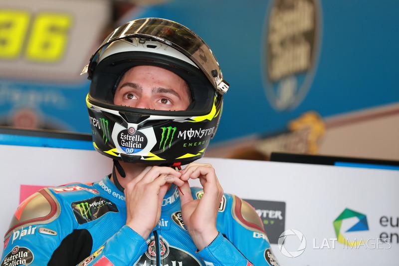 Хоан Мир, Marc VDS (проводит первый сезон в Moto2, действующий чемпион Moto3)