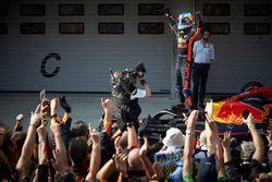 Racewinnaar Daniel Ricciardo, Red Bull Racing