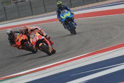 Marc Marquez, Repsol Honda Team, Andrea Iannone, Team Suzuki MotoGP, Pol Espargaro, Red Bull KTM Factory Racing