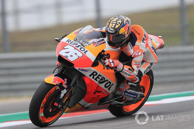 Dani Pedrosa - 31 victorias y 81 podios