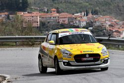 Stefano Martinelli, Sara Baldacci, Suzuki Swift 1.0 Boosterjet RST10, G.R. Motorsport