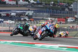 Marco Bezzecchi, Prüstel GP, Jorge Martin, Del Conca Gresini Racing Moto3, Dennis Foggia, Sky Racing Team VR46