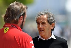 Alain Prost, Renault Sport F1 Team asesor