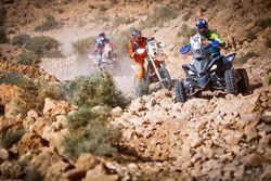 #151 Yamaha: Axel Dutrie, #69 KTM: Arunas Gelazninkas