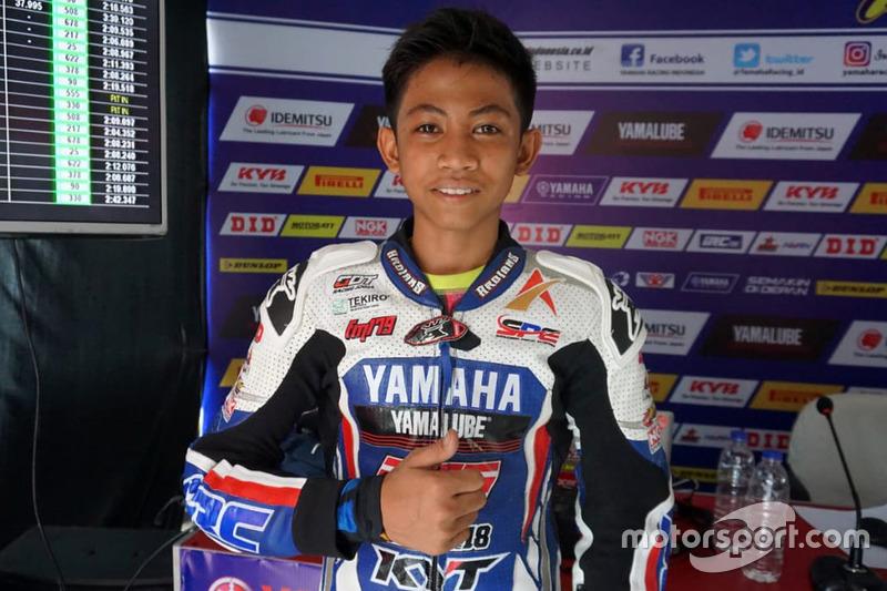 Fahmi Basam, Yamaha PRS