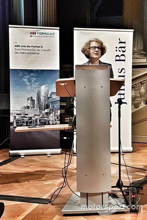 Corine Mauch, StadtPresidentin Zu_rich