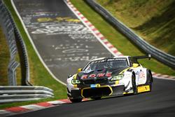 #99 Rowe Racing BMW M6 GT3: Martin Tomczyk, Nicky Catsburg