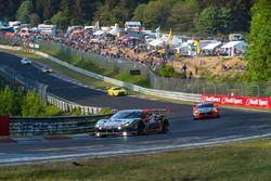 Георг Вайсс, Оливер Кайнц, Йохен Крумбах, Кристиан Менцель, Wochenspiegel Team Monschau, Ferrari 488 GT3 (№22)