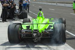 Danica Patrick, Ed Carpenter Racing Chevrolet