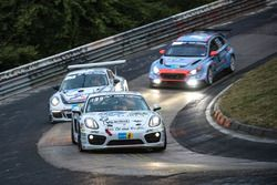 #133 Pixum Team Adrenalin Motorsport Porsche Cayman S: Gustav Engjähringer, Stefan FUhrmann, Michael Hollerweger, Luca Veronelli