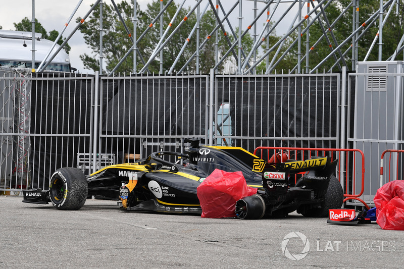 Nico Hulkenberg - Renault Sport F1