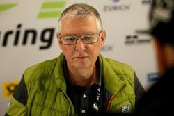 Руководитель гонки Вальтер Хорнунг